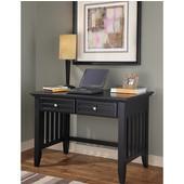 Arts & Crafts Student Desk, Black, 42''W x 24''D x 30''H