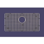 WireCraft Bottom Grid, Stainless Steel, 30-1/4''W x 16-1/2''D x 5/8''H, Fits BLS-3322