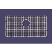 WireCraft Bottom Grid, Stainless Steel, 30-1/4''W x 16-1/2''D x 5/8''H, Fits BLS-3322