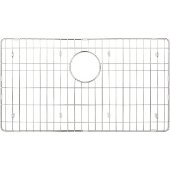 Stainless Steel Grid for HMS190 Fabricated Kitchen Sink, 26-3/8'' W x 14-3/8'' D x 1'' H