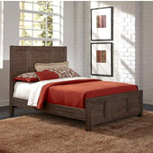 Barnside Queen Bed, 62-3/4''W x 86-3/4''D x  56''H