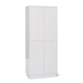 Linear Collection Pantry in White, 30'' W x 16'' D x 72-1/4'' H