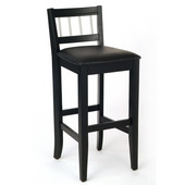 Manhattan Bar Stool, Black