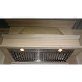 C2000 Ventilator Power Pack Built-In Range Hood, No Blower, Different Options Available