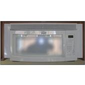 Microwave Filler Kit, 3''W x 15-3/4''H, White