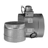 Make-Up Air Kit, Single Round Vent Opening, 700 - 1000+ CFM Total Exhaust Rating, Different Options Available