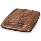 Kansas City Cutting Board with Drain System