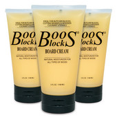 - Boos Board Cream, 3 Pack of 5 fl. oz. tubes, Penetrating Cream Used to Protect Cutting Boards & Butcher Blocks