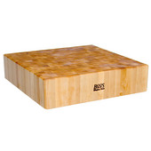 Cucina Laforza Maple Butcher Block Top, 24'' W x 24'' D x 6''H