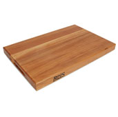 R-Board Collection Cutting Board, 20'' W x 15'' D x 1-1/2'' Thick, Cherry Wood