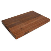 R-Board Collection Cutting Board, 20'' W x 15'' D x 1-1/2'' Thick, Walnut Wood