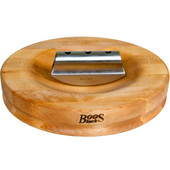 Herb A Round Cutting Board w/Knife