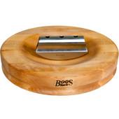 Herb A Round Cutting Board w/Knife