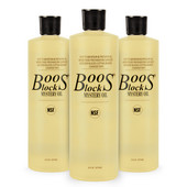 Boos Mystery Oil, 3 Pack of 16 fl. Oz. bottles, Protects Cutting Boards & Butcher Blocks