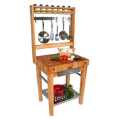 Cucina Premo Kitchen Cart, 30'' x 24''