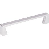 5-9/16'' Width Boswell Cabinet Pull in Polished Chrome, Center to Center: 128mm (5'')