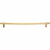 Key West Collection 14-9/16'' W Steel Cabinet Bar Pull In Satin Bronze