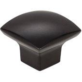 Sonoma Collection 1-3/16'' W Smooth Cabinet Knob in Matte Black