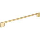 Sutton Collection 11-7/16'' W Cabinet Bar Pull in Brushed Gold