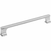 Sullivan Collection 8-5/16''W Cabinet Pull In Polished Chrome