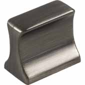 Sullivan Collection 1-1/4''W Cabinet Knob In Brushed Pewter