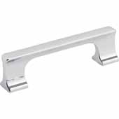 Sullivan Collection 4-1/2''W Cabinet Pull In Polished Chrome