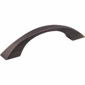 Philip Collection 5'' W Cabinet Pull, Center to Center 96 mm (3-3/4''), Brushed Oil Rubbed Bronze