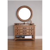 Malibu 48'' Single Vanity Cabinet, Honey Alder, No Countertop