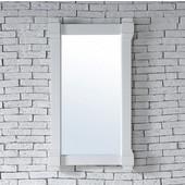 Brittany 22'' Mirror, Cottage White Finish, 21-1/2''W x 1-1/2''D x 29-1/4''H
