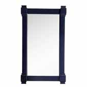 Brittany 22'' Mirror In Victory Blue, 21-1/2''W x 1-1/2''D x 39-1/4''H