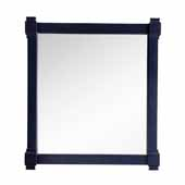 Brittany 35'' Mirror In Victory Blue, 35''W x 1-1/2''D x 39-1/4''H