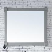 Brittany 43'' Mirror, Urban Gray Finish, 43''W x 1-1/2''D x 29-1/4''H