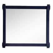 Brittany 43'' Mirror In Victory Blue, 43''W x 1-1/2''D x 39-1/4''H