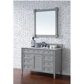 Brittany 48'' Single Cabinet, Urban Gray, No Countertop