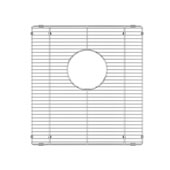 JULIEN 200904 Stainless Steel Sink Grid for JULIEN Sink Bowl Measuring 15''W x 16''D