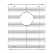JULIEN 200916 Stainless Steel Sink Grid for JULIEN UrbanEdge, J7 and Classic Sink Measuring 15''W x 18''D