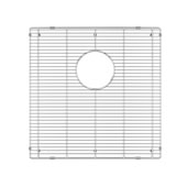 JULIEN 200917 Stainless Steel Sink Grid for JULIEN Sink Bowl Measuring 18''W x 18''D