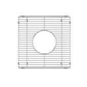 JULIEN 200924 Stainless Steel Sink Grid for JULIEN Sink Bowl Measuring 12''W x 12''D