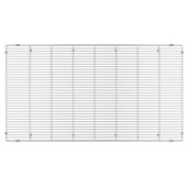 JULIEN SmartStation Stainless Steel Grid, without Drain, 29-3/8''W x 16-3/8''D x 1-1/4''H