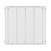 JULIEN SmartStation Stainless Steel Grid, without Drain, 17-1/2''W x 16-3/8''D x 1-1/4''H