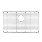 JULIEN 200934 Stainless Steel Sink Grid for JULIEN Socialcorner Sink Bowl Measuring 29''W x 18''D