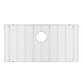 JULIEN 200935 Stainless Steel Sink Grid for JULIEN Socialcorner Sink Bowl Measuring 35''W x 18''D