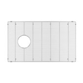 JULIEN 200937 Stainless Steel Sink Grid for JULIEN Fira Bar Sink Bowl Measuring 28-1/4W x 17-1/2''D