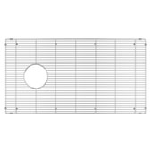 JULIEN 200938 Stainless Steel Sink Grid for JULIEN Fira Bar Sink Bowl Measuring 31-1/4W x 17-1/2''D