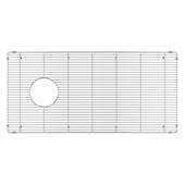 JULIEN 200939 Stainless Steel Sink Grid for JULIEN Fira Bar Sink Bowl Measuring 31-1/4''W x 15-3/4''D