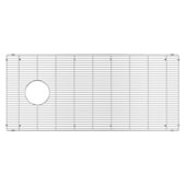 JULIEN 200940 Stainless Steel Sink Grid for JULIEN Fira Bar Sink Bowl Measuring 37-1/4W x 17-1/2''D