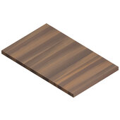 JULIEN Cutting Board For 18'' Sink, Walnut 12''W x 19''D x 1-1/2''H