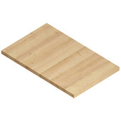 JULIEN Cutting Board For 18'' Sink, Maple 12''W x 19''D x 1-1/2''H