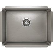 ProChef - ProInox Undermount Single Bowl Kitchen Sink,  23''W x 18''D x 8''H