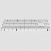 JULIEN Stainless Steel Grid for ProTerra Collection M125 Sinks, 30-1/8'' W x 12-5/8'' D x 1-1/4'' H